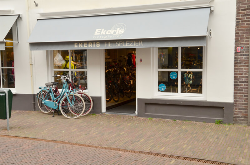 Ekeris fietsplezier Maarssen